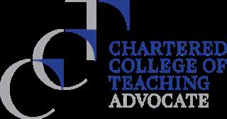 Chartered College Advocate logo